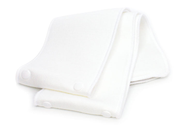 TurtleDiapers.com: Bumkins Cotton Snap Cloth Diaper Insert - Bumkins