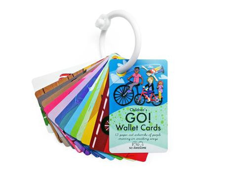 Children's GO! Wallet Cards