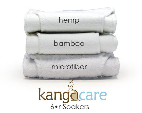 TurtleDiapers.com: Kanga Care 6r Soaker Microfiber Insert - Rumparooz
