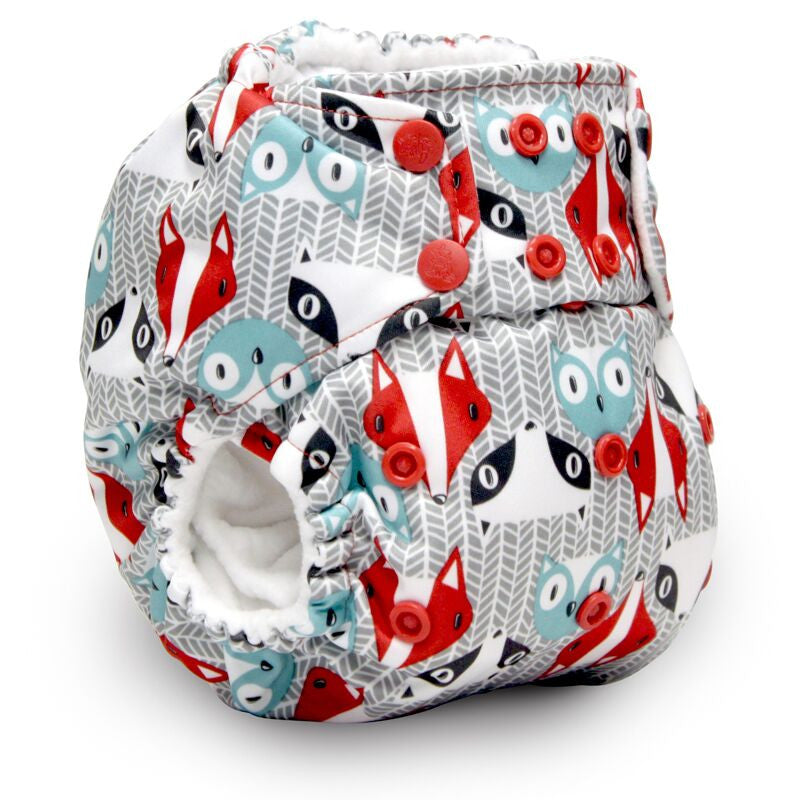 TurtleDiapers.com: Rumparooz G2 Snap One Size Cloth Diaper - Clyde - Rumparooz