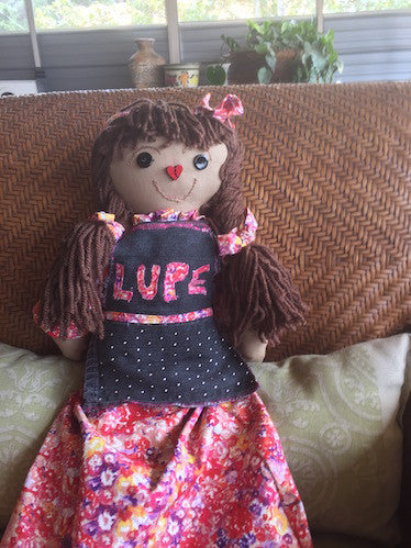 Lupe Rag Doll