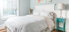 Soft Washed White Duvet Cover