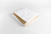 Cotton Percale Duvet Cover - Golden Bronze