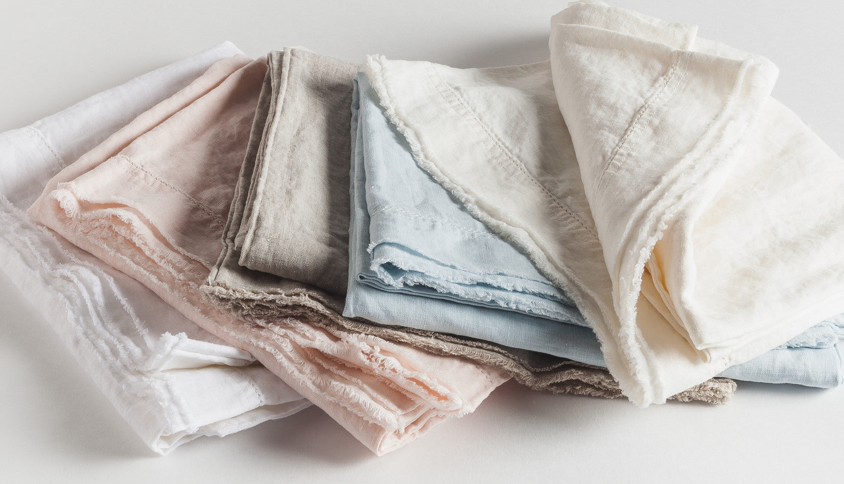 Shop Saphyr Linen Pillowcases
