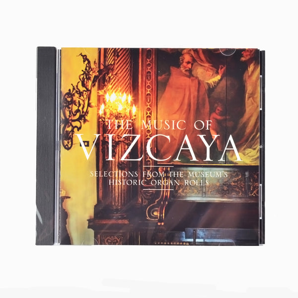 The Music of Vizcaya Organ Roll, CD