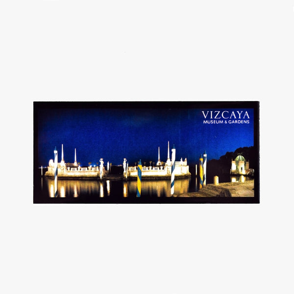 Vizcaya Panoramic Magnet