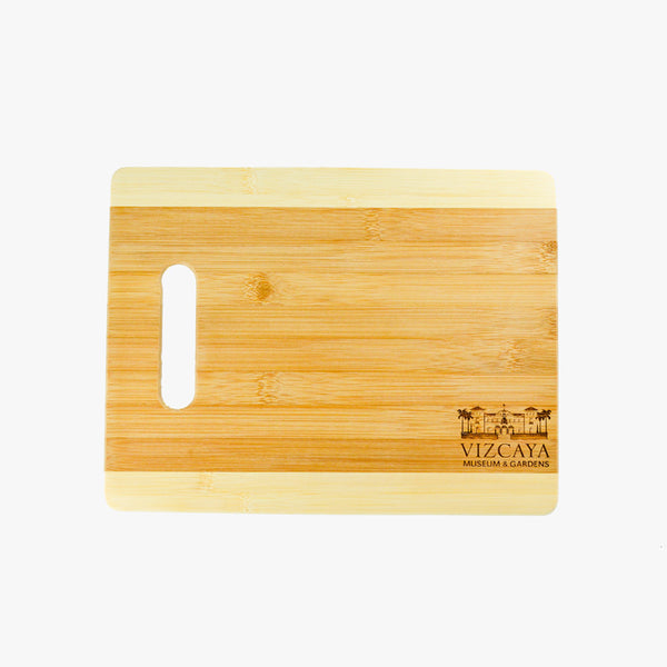 Vizcaya Logo Cutting Board