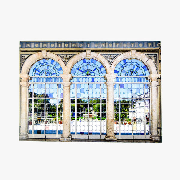 Vizcaya Enclosed Loggia Notecard Set