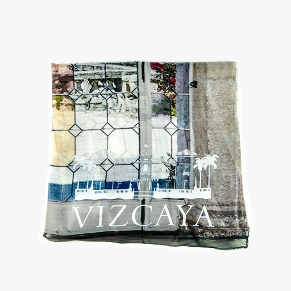 Vizcaya Enclosed Loggia Scarf