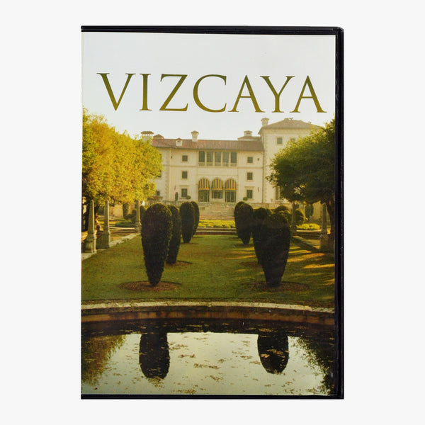 Vizcaya PBS Documentary, DVD