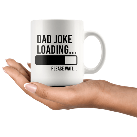 Dad Joke Loading Coffee Mug