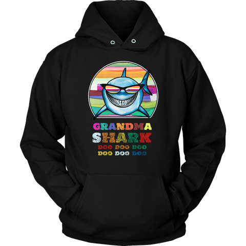 Grandma Shark Apparel