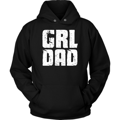 Girl Dad Shirt Father Daughter Shirt GRL
