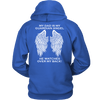 In Loving Memory Hoodie My Dad Is My Guardian Angel