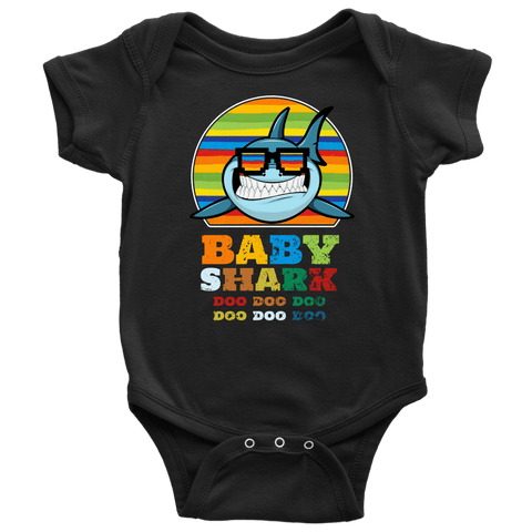 Baby Shark Daddy Shark Shirts Family Shark
