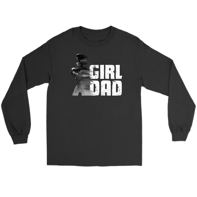 Girl Dad Shirt Father Daughter Shirt