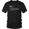 Dad Definition T Shirt
