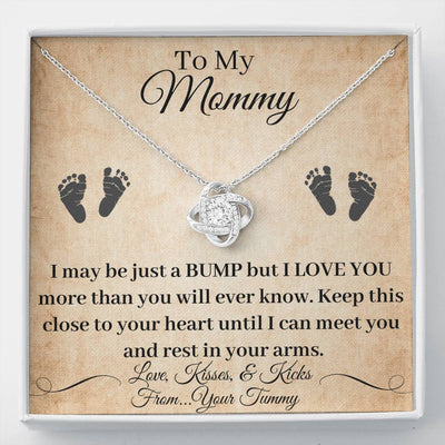 Gifts For Expecting Mothers New Mom Necklace Pregnancy Necklace