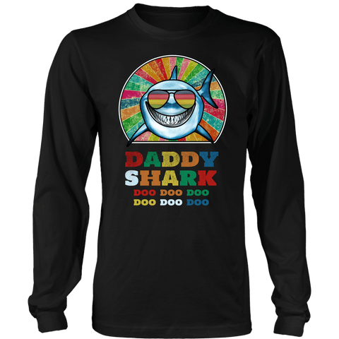 Daddy Shark Apparel