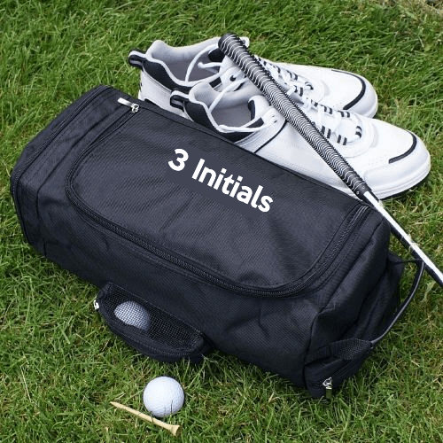 Retirement Gift For Dad Personalized Golf Shoe Bag