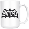 Bat Dad Coffee Mug