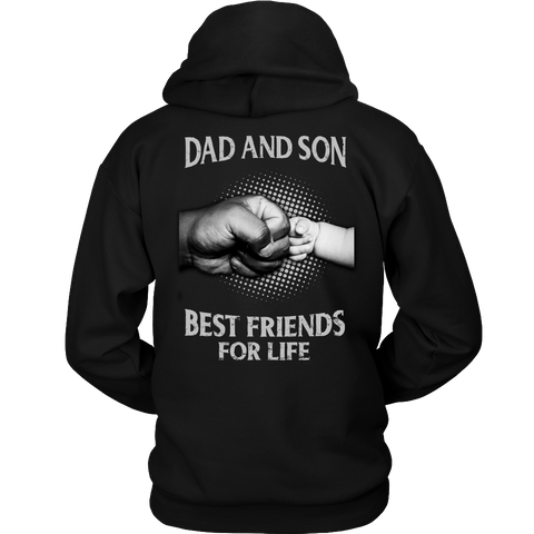 Dad And Son Best Friends