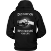 Image of Dad And Son Best Friends