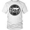 Full Time Dad Black Logo