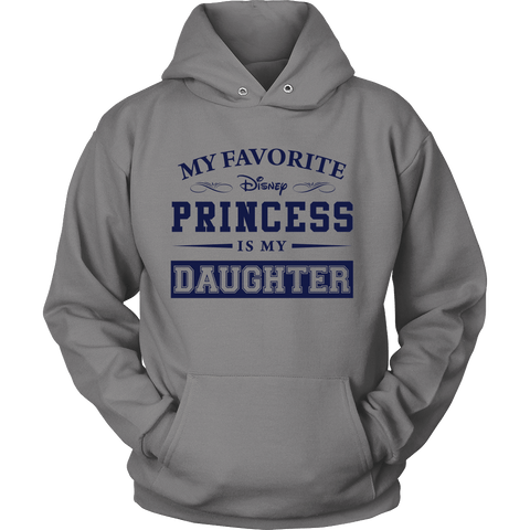 My Favorite Princess Is My Daughter