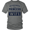 My Favorite Princess Is My Wife