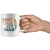 Best Dad By Par Coffee Mug