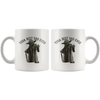 Yoda Best Dad Ever Coffee Mug Original Yoda