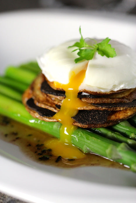 TRUFFLED POACHED EGG