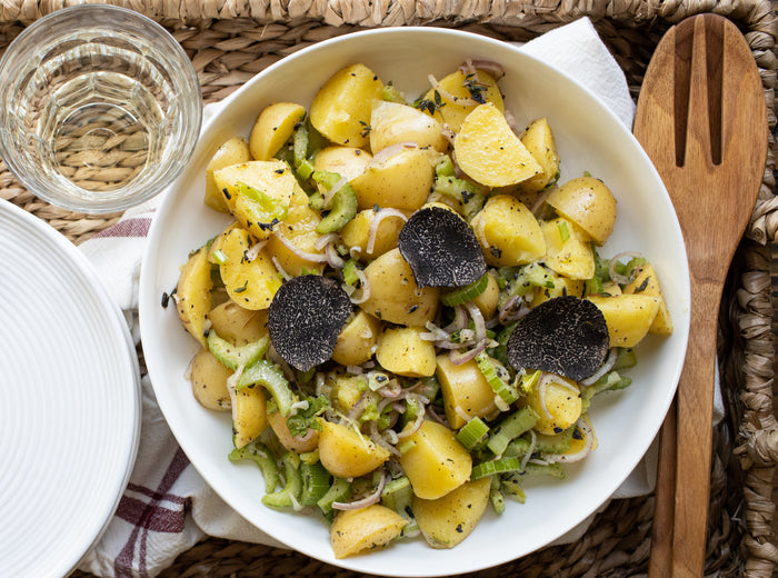 BLACK TRUFFLE POTATO SALAD