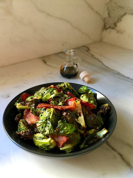 Balsamic Vinegar - Brussel sprout and bacon