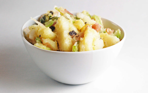 Truffle potato salad