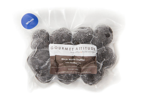 Frozen Black Winter Truffle Whole - Tuber Melanosporum Vittadini