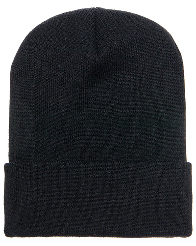 GUYS & CO. - Men's Cuffed Knit Beanie - Guys and Co.