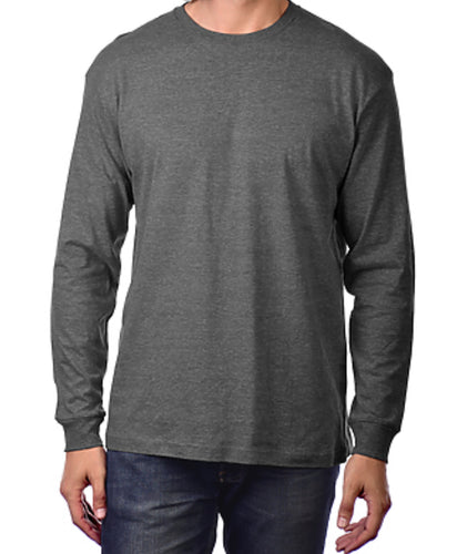 GUYS & CO - Men's Long Sleeve Crew Neck T-Shirt - Guys and Co. (6012070756504)