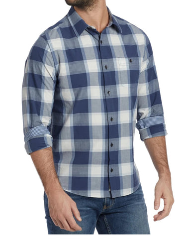 FLAG & ANTHEM - Neville Textured Shirt (6548143767704)