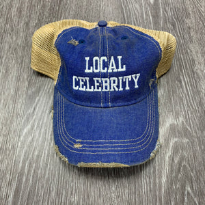 THE ORIGINAL RETRO BRAND - Local Celebrity Trucker Hat