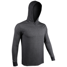 Load image into Gallery viewer, 2UNDR - Long Sleeve Hooded T-shirt