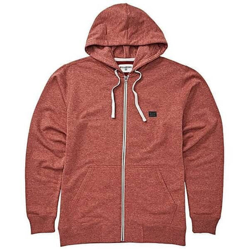 BILLABONG - Boy's All Day Zip Hoodie (6157232111768)