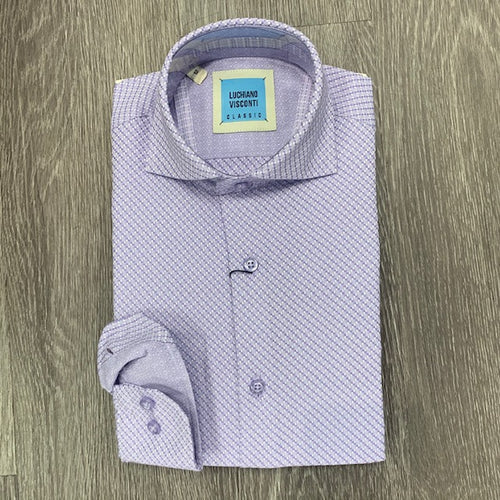 LUCHIANO VISCONTI - Boy's Dress Shirt 4222 - Guys and Co.