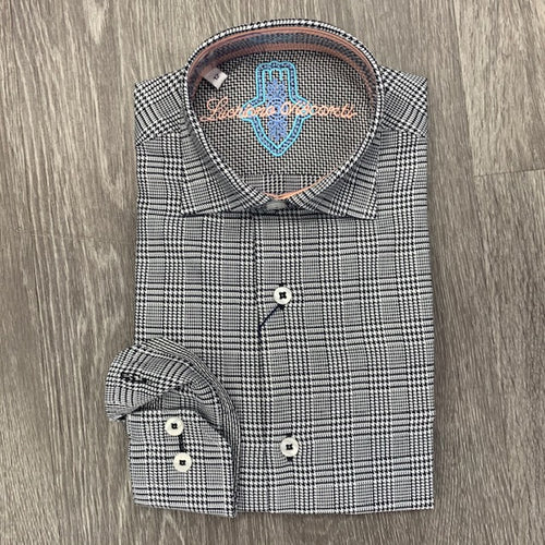 LUCHIANO VISCONTI - Boy's Dress Shirt 4258 - Guys and Co.