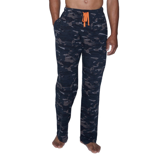 WOOD - Lounge Pant with Drawstring - Forest