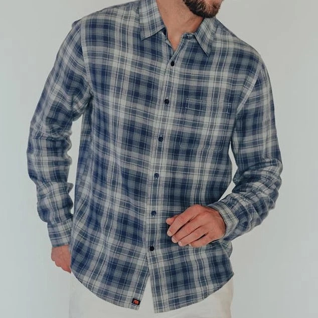 THE NORMAL BRAND - Skipper Button Down