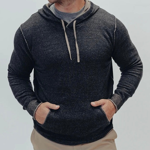 THE NORMAL BRAND - Jimmy Sweater Hoodie (6171487502488)