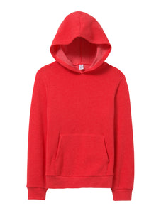 ALTERNATIVE APP Challenger Eco-Fleece Pullover Youth Hoodie (6094667186328)