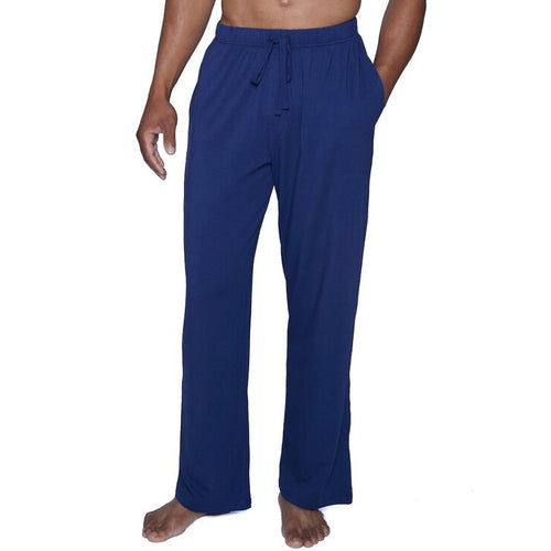 WOOD - Lounge Pant with Draw String - Deep Space Blue (6226515919000)
